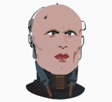 cross-eyed's robocop by 2piu2design