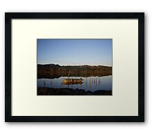 Mirror Image III - South West Victoria Framed Print