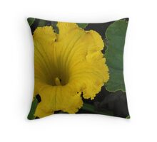 The Summer Day Throw Pillow