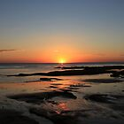Atomic Sunset I - Pt Lonsdale by DayZ