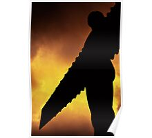 The Angel of the North - Gateshead Poster