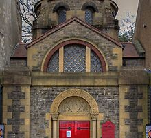 St Peter's Episcopal Church by Tom Gomez