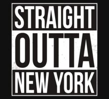 Straight Outta New York by fysham