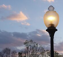 Street Lamp by Gordon Taylor