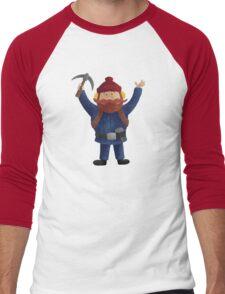Yukon Cornelius New Men's Baseball ¾ T-Shirt
