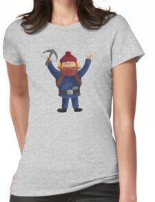 Yukon Cornelius New Womens Fitted T-Shirt
