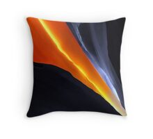 Under the Volcano Throw Pillow