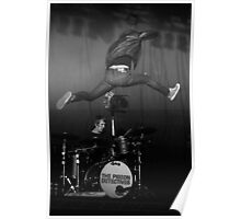 Jump if you wanna go louder Poster