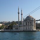 Mosque on the Bosphorus. by machka