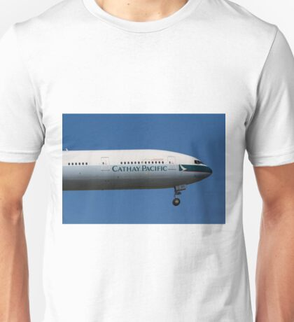 Cathay Pacific Boeing 777 Unisex T-Shirt