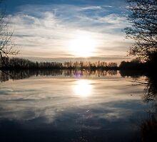 Sunset by Paolo Zavatti