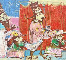 King's March by Tigran Akopyan