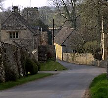 Coln St Dennis  Cotswolds  UK by James  Key