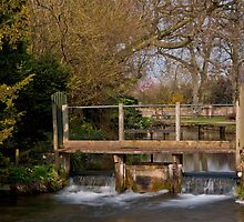 Lower Slaughter  Cotswolds  UK by James  Key