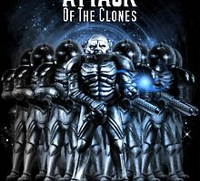 Sontaran's: Attack of the Clones - Size Matters Not by simonbreeze