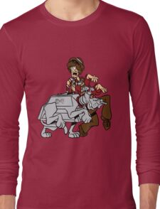 Scooby Who Long Sleeve T-Shirt