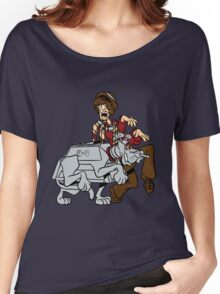 Scooby Who Women's Relaxed Fit T-Shirt