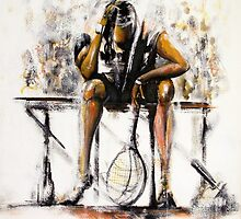 Lost the second set..... by Philip Gaida