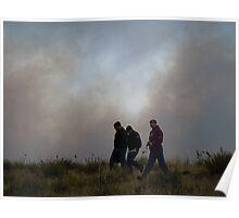 Burntree Brushfire 3/24/11  Poster