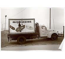 Route 66 - Oklahoma Trading Post Truck Poster