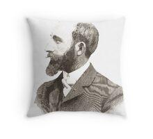 Jules Alexandre Grün Throw Pillow