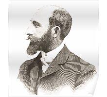 Jules Alexandre Grün Poster