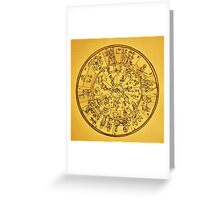 The Wheel of Life Greeting Card