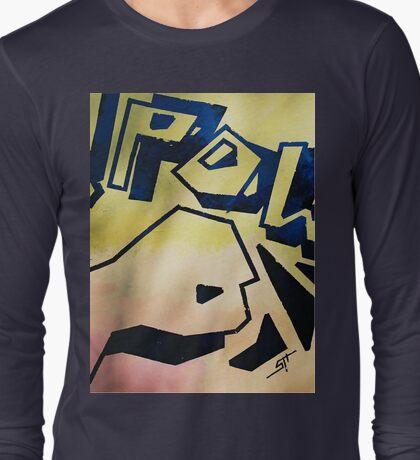 !POW! Long Sleeve T-Shirt