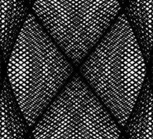 Lissajous XVI Sticker