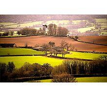 East Devon Rural ...4 Photographic Print
