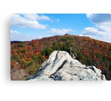 Defy Gravity - King & Queen Seat in Maryland Canvas Print