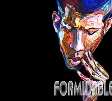 Stromae - Formidable by Khairzul MG