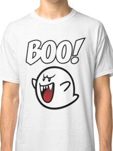 BOO Mario Ghost Classic T-Shirt