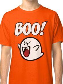 BOO Mario Ghost Classic T-Shirt