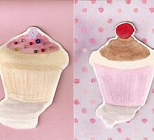 Cupcake #2 by Claire Elford