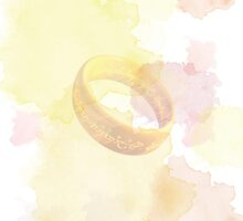 ONE RING TO RULE THEM ALL- NO TEXT by valinoir