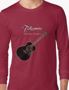 Takamine Acoustic Guitars  Long Sleeve T-Shirt