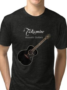 Takamine Acoustic Guitars  Tri-blend T-Shirt
