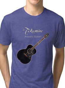 Takamine Acoustic Guitars  Tri-blend T-Shirt