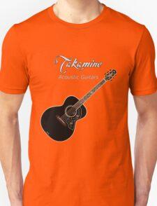 Takamine Acoustic Guitars  Unisex T-Shirt