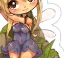Lucy fairy Sticker