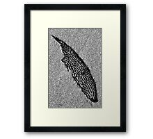 On the Beach #8 Framed Print