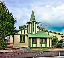 Altona Baptist Church by © Helen Chierego