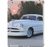 1949 Pontiac 'Custom' Chieftain iPad Case/Skin