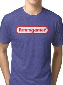 Retrogamer Tri-blend T-Shirt