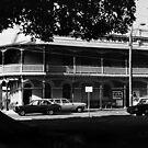 Esplanade Hotel in Fremantle by Eve Parry