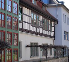 Half Timbered House by vbk70