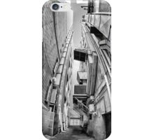 Alley Stacks - Sydney - Australia iPhone Case/Skin