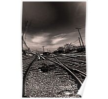 TWISTED TRACKS Poster