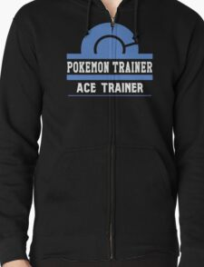 Pokemon Trainer - ACE Zipped Hoodie